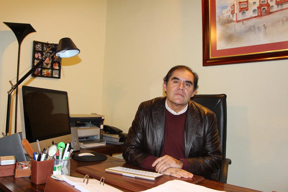 """Photo of Daniel Hurtado: """"Las personas tienen confianza en los notarios"""""""