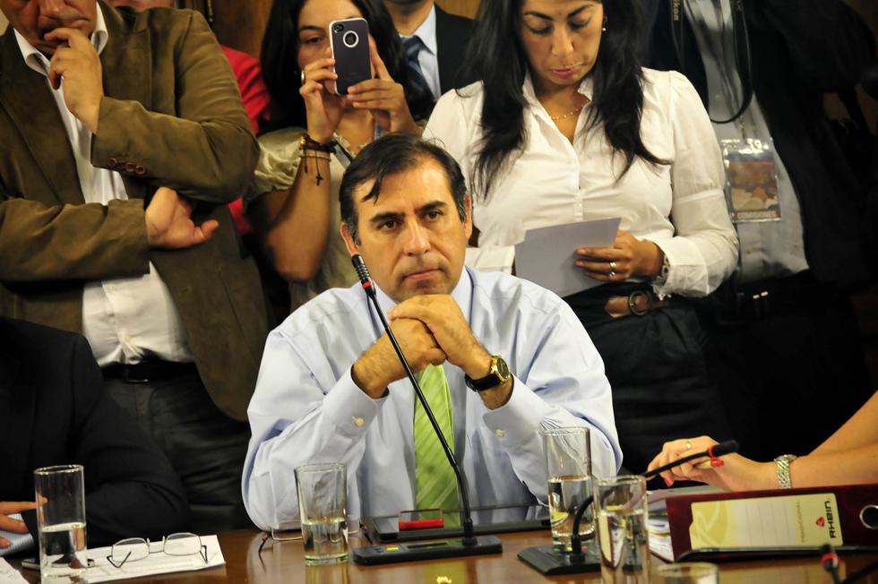 Photo of Diputado  Sergio Gahona oficia al MOP por irregularidades en construcción de Ruta 41-ch