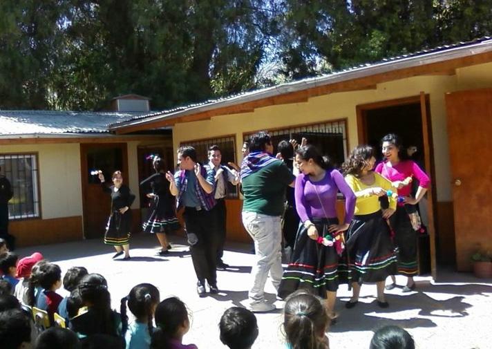 """Photo of Escuela de lenguaje """"San Guillermo"""" capacita sobre las necesidades educativas especiales"""