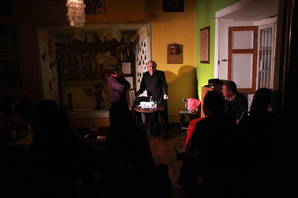 Photo of Presentan obra de teatro sobre la amistad y la vida en Café Cultural Frida de Vicuña