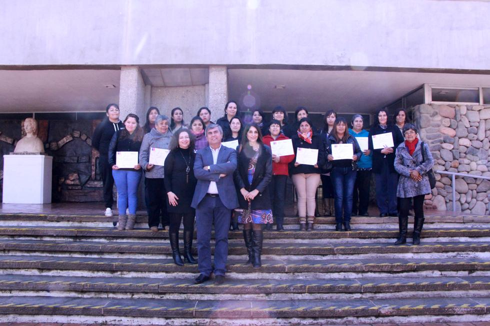 Photo of Mujeres de Vicuña finalizan con éxito  programa apoyo a la dinámica familiar
