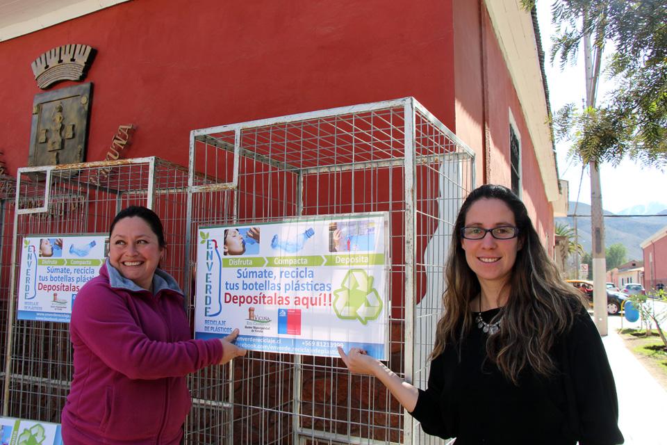 Photo of Comienza campaña de recolección de botellas plásticas y basura tecnológica en Vicuña