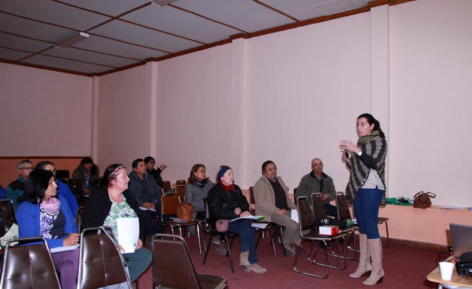 Photo of Pequeños productores agroalimentarios de Vicuña se capacitan para mejorar sus productos