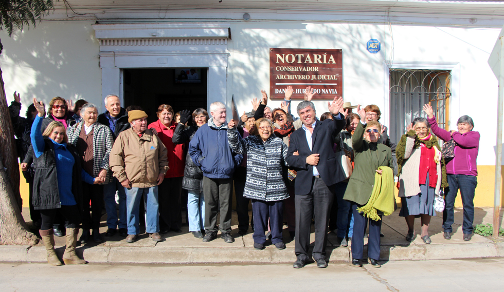 Photo of 15 Agrupaciones de adultos mayores en Vicuña recibirán dinero para concretar sus proyectos