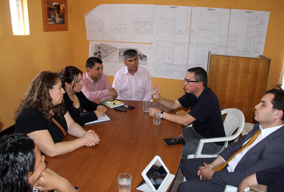 Photo of Aúnan esfuerzos para trabajar en la seguridad de la localidad de Calingasta
