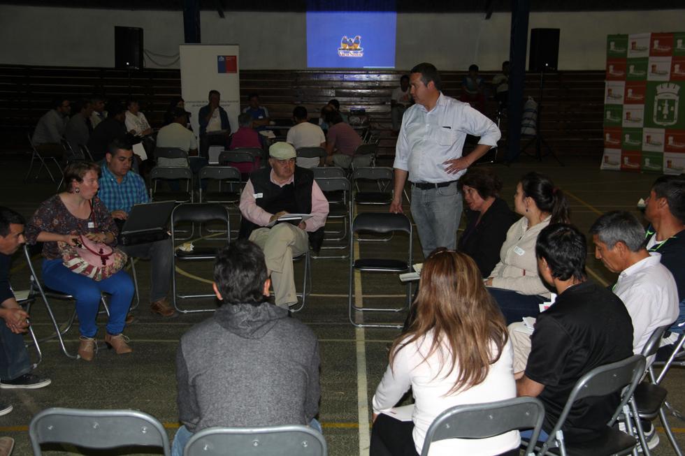 Photo of Positiva jornada tras Diálogo Participativo en la comuna de Vicuña