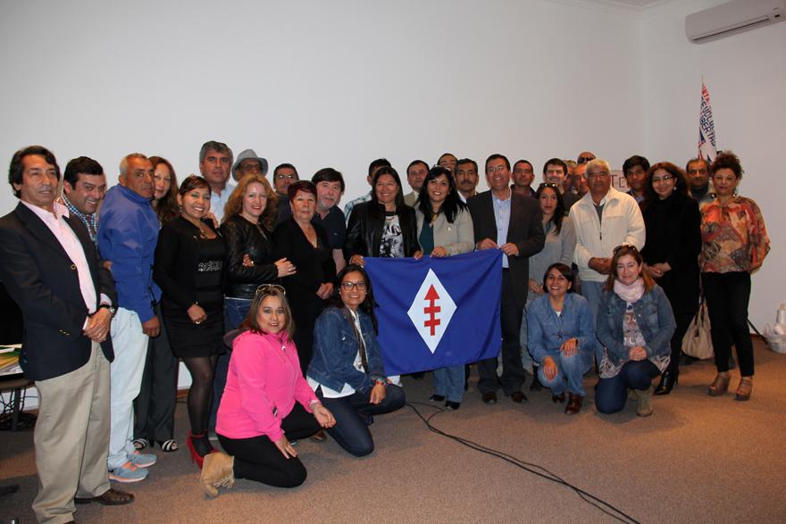Photo of Un total de 43 nuevos militantes se suman a la Democracia Cristiana en Vicuña