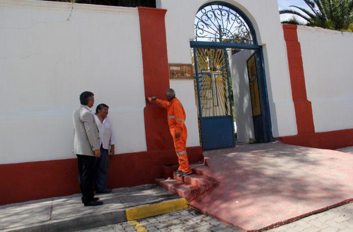 Photo of Vicuña: Cementerios municipales tendrán horario especial durante esta semana
