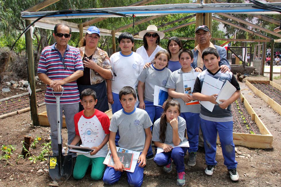 Photo of Incentivan a estudiantes de Rivadavia a crear sus propias huertas para el consumo diario