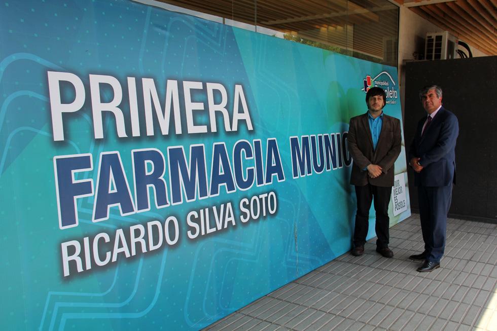 Photo of Realizan gestiones para que la comuna de Vicuña pueda contar con una Farmacia Popular