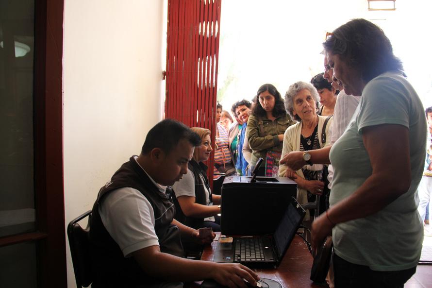 Photo of Más de 300 personas en Vicuña conocieron los alcances del proceso de reconstrucción
