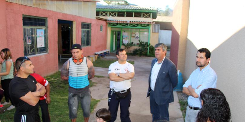 Photo of Invierten 80 millones de pesos en la remodelación de la Casa del Deporte
