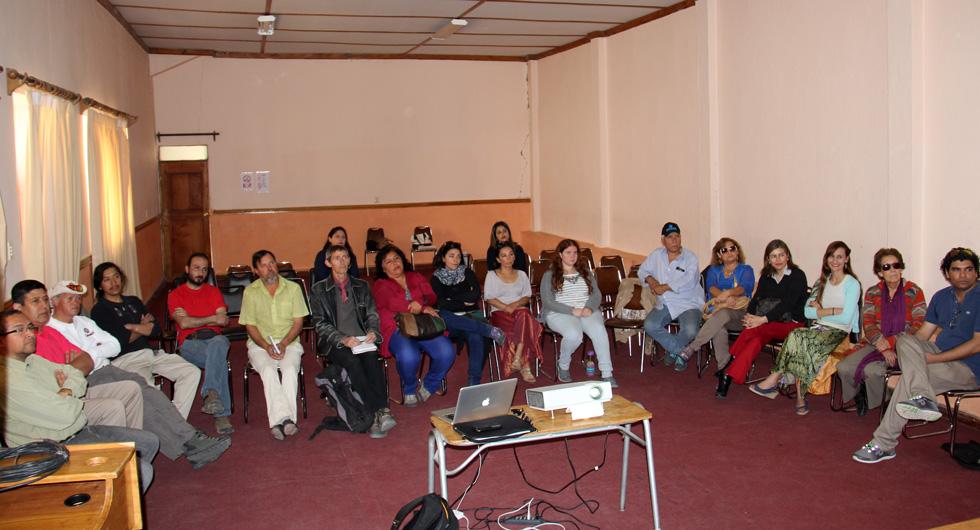 Photo of Invitan a participar de seminarios en gestión cultural y turismo en Vicuña