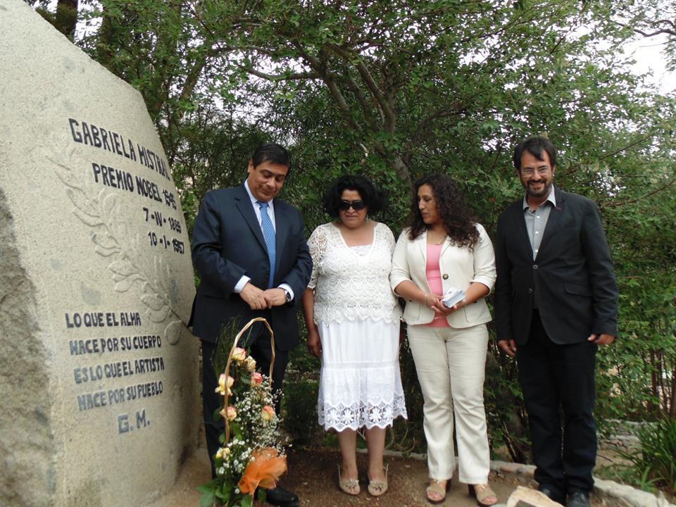 Photo of Ministro de Bienes Nacionales encabezó ceremonia de relanzamiento de la Ruta Mistraliana en Paihuano