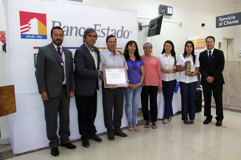 Photo of BancoEstado Microempresa premia a nivel regional a emprendimiento  «Rancho Elquino» de Vicuña