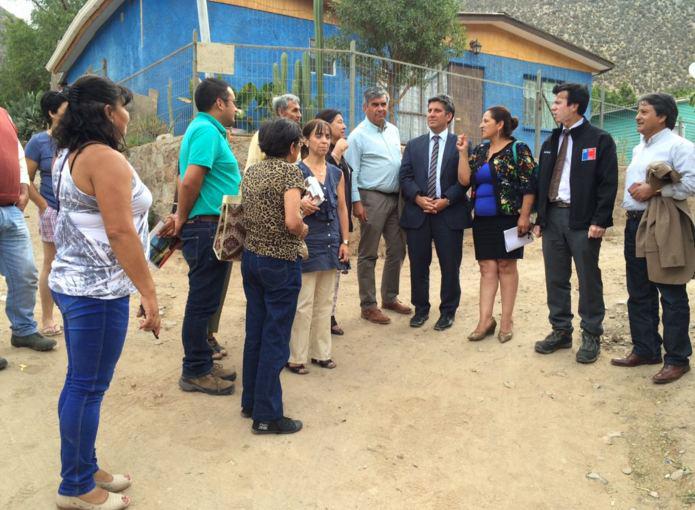 Photo of Vecinos de Andacollito, La Campana y Pullayes abogan por alcantarillado y pavimentación