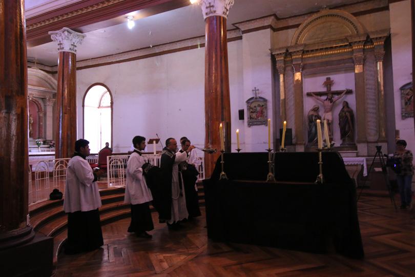 Photo of Misa de Réquiem recordó el LIX Aniversario de la muerte de Gabriela Mistral en Vicuña