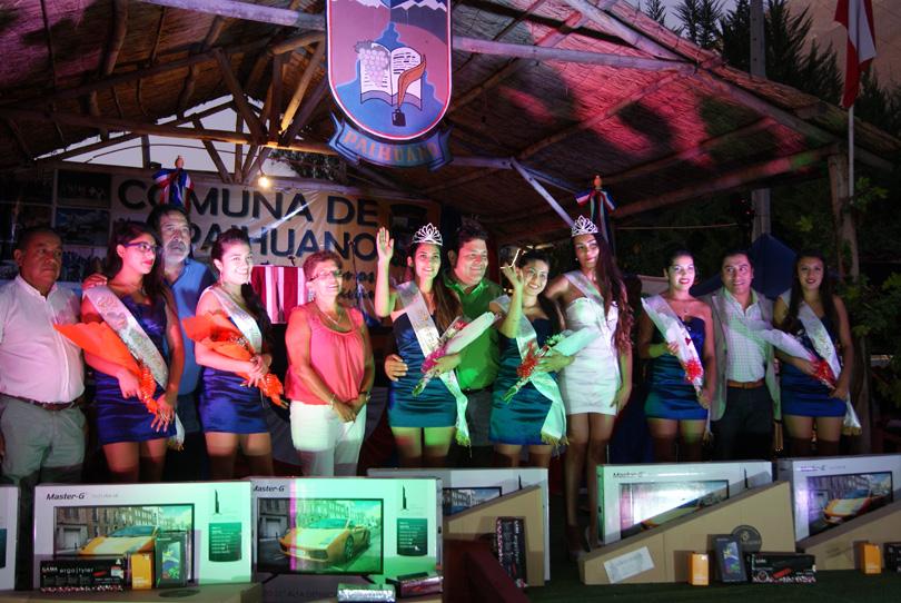 Photo of Daniela Gallardo de la localidad de Horcón es la nueva reina del Carnaval del Sol de Paihuano