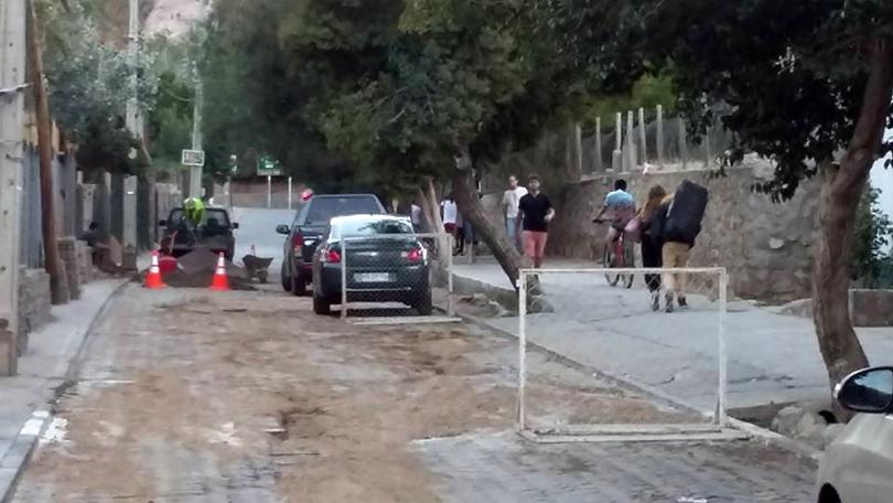 Photo of Camión provoca rotura de matriz y corte de agua potable en Pisco Elqui