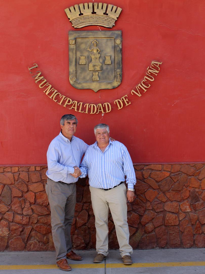 Photo of Iglesia y Vicuña estrechan lazos a través del turismo, la cultura y el deporte