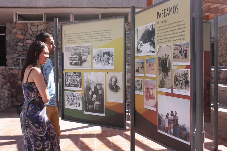 Photo of Museo Gabriela Mistral de Vicuña inicia el año lectivo con dos exposiciones