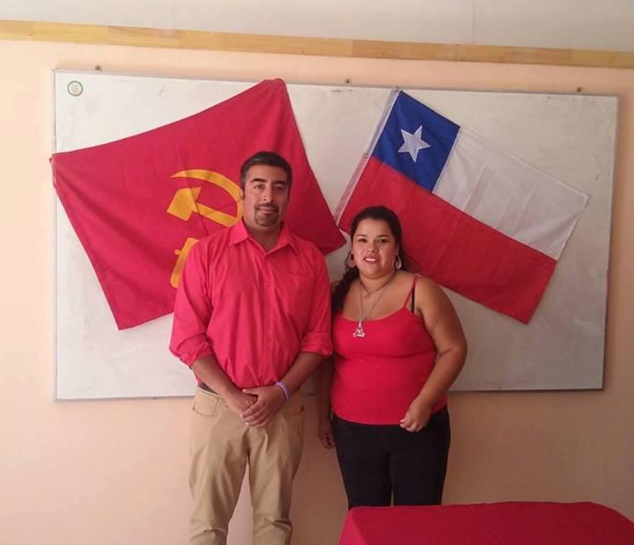 Photo of Partido Comunista presenta a sus candidatos a concejales para las elecciones 2016 en Vicuña