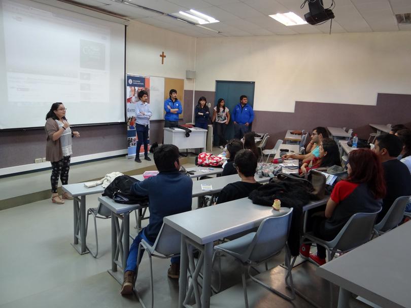 Photo of Estudiantes de Vicuña y Paihuano participan en inducción sobre vida universitaria PACE UCN