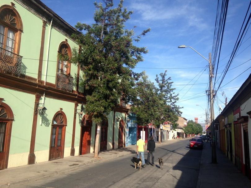 Photo of Hermosearán el centro de Vicuña a través de pintado gratuito de fachadas de casas