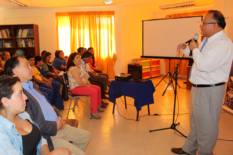 Photo of Realizan diálogo ciudadano participativo en la escuela Neftalí Reyes de El Tambo