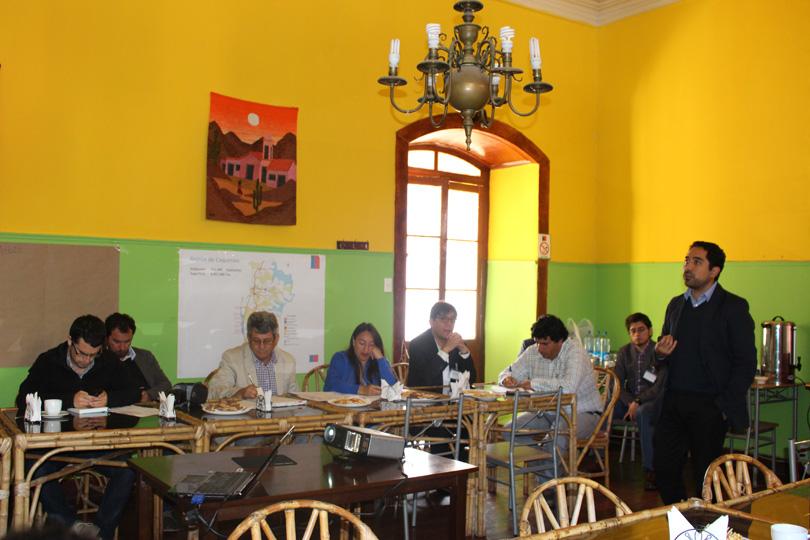 Photo of Desarrollan en Vicuña primer taller para la construcción del Plan Regional de Energía