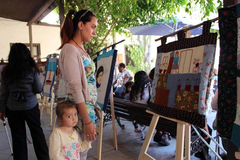 Photo of Presentan exposición de cuadros creados por personas en situación de discapacidad en Vicuña