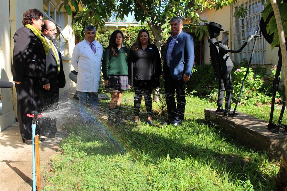 Photo of Reutilizan antiguo pozo para reciclar aguas en escuela Lucila Godoy Alcayaga de Vicuña