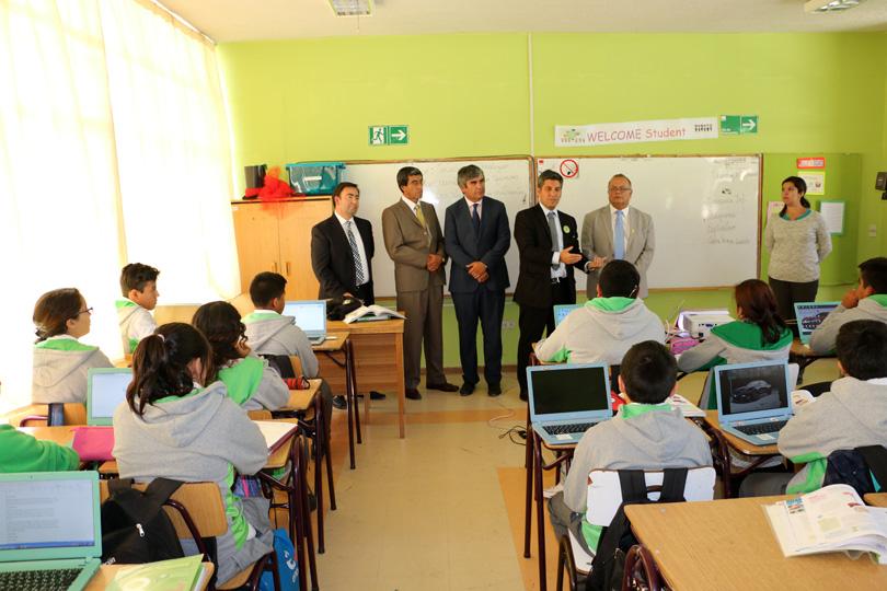 Photo of Destacan logros en educación de Vicuña a través de gestión administrativa municipal
