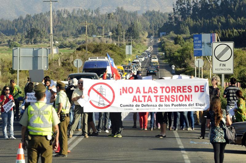 Photo of Corte de La Serena declara inadmisible recursos de protección contra trazado de torres de alta tensión