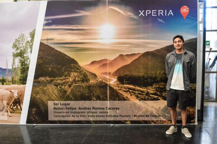 Photo of Joven estudiante de la localidad de El Tambo logró 3° lugar en concurso de fotografía turística