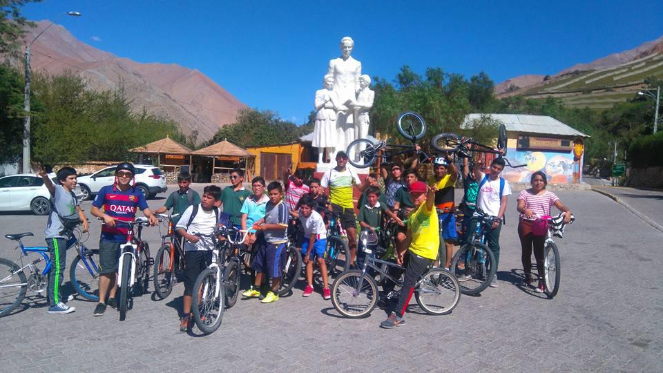 Photo of Alumnos realizarán cicletada hasta Montegrande en conmemoración del natalicio de Gabriela Mistral