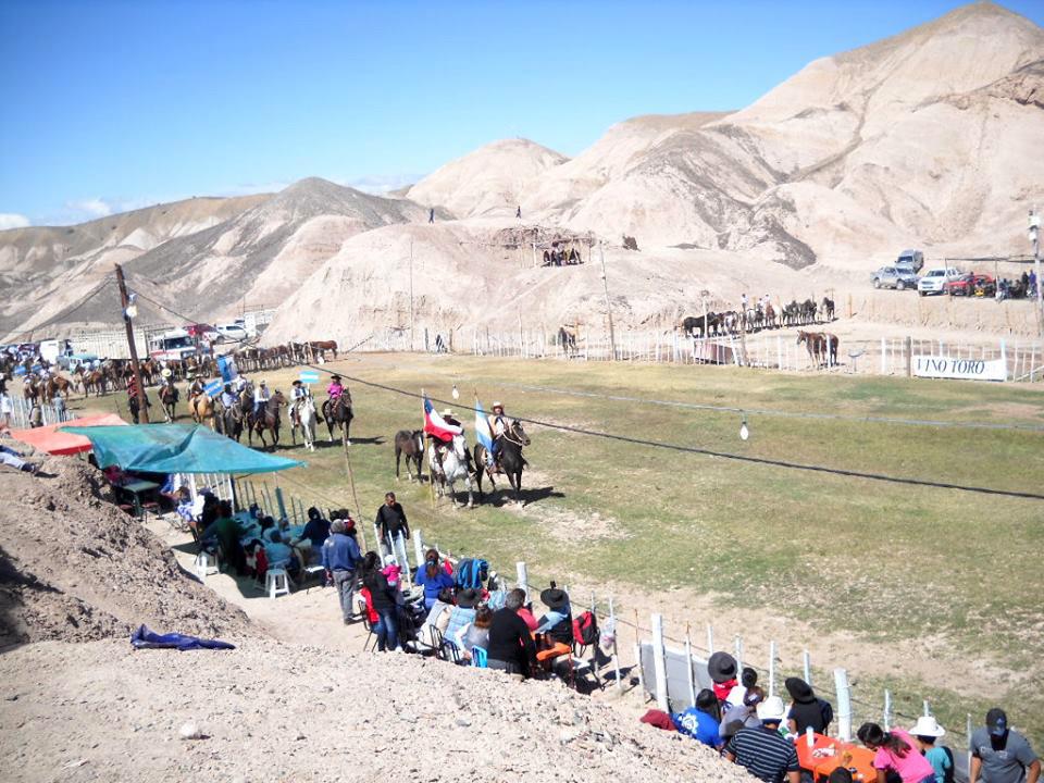 Photo of Club de Huasos Estero Derecho representó a Paihuano en Festival de Folclor en Argentina