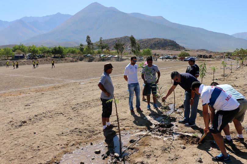 Photo of Bellavista de Calingasta presenta importantes avances para su club deportivo