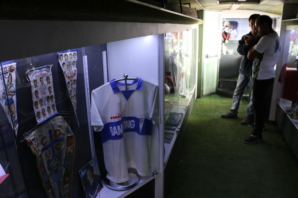 Photo of Museo Itinerante del Fútbol Chileno deleitó a los fanáticos del deporte en  Vicuña