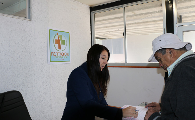 Photo of Comienza la inscripción de los usuarios de la Farmacia Popular en Vicuña