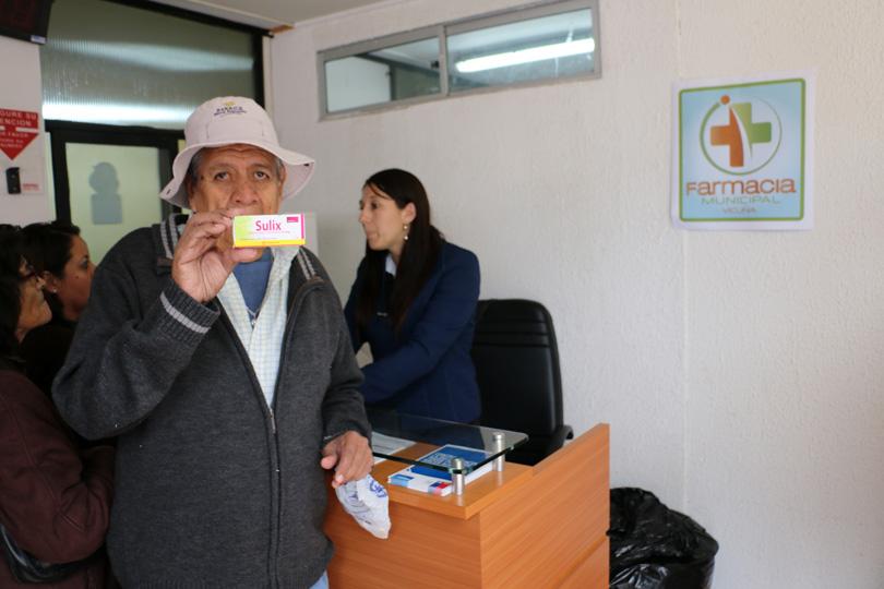 Photo of Vicuña comenzó con el proceso de inscripción para su Farmacia Popular