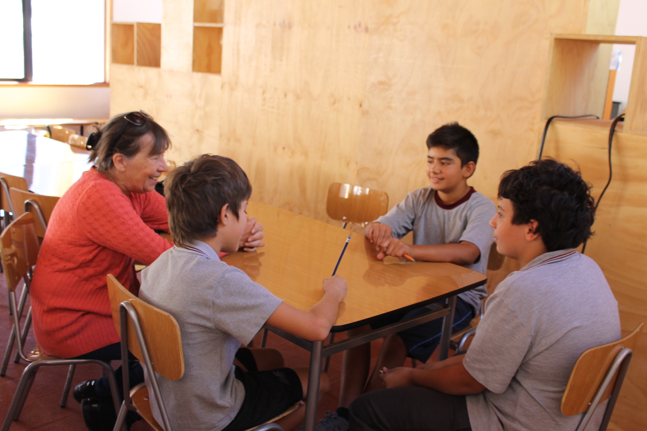 Photo of Instituto Chileno Británico de Cultura visita escuelas de Paihuano