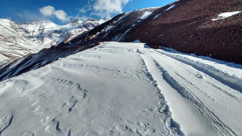 Photo of Posibles chubascos de nieve en la cordillera de la Región de Coquimbo este miércoles