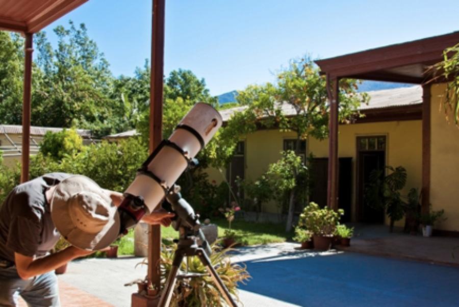 Photo of Habitantes de Vicuña podrán ver el paso de Mercurio por el Sol de forma gratuita