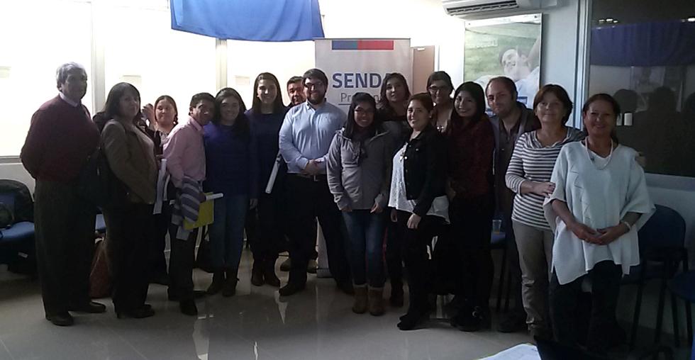 Photo of Capacitan a representantes de establecimientos educacionales de Vicuña