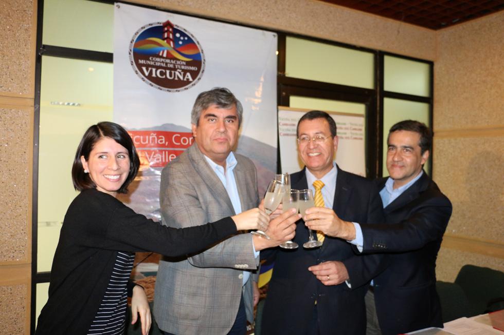 Photo of Con diversas actividades se realizará en Vicuña la conmemoración del Día del Pisco