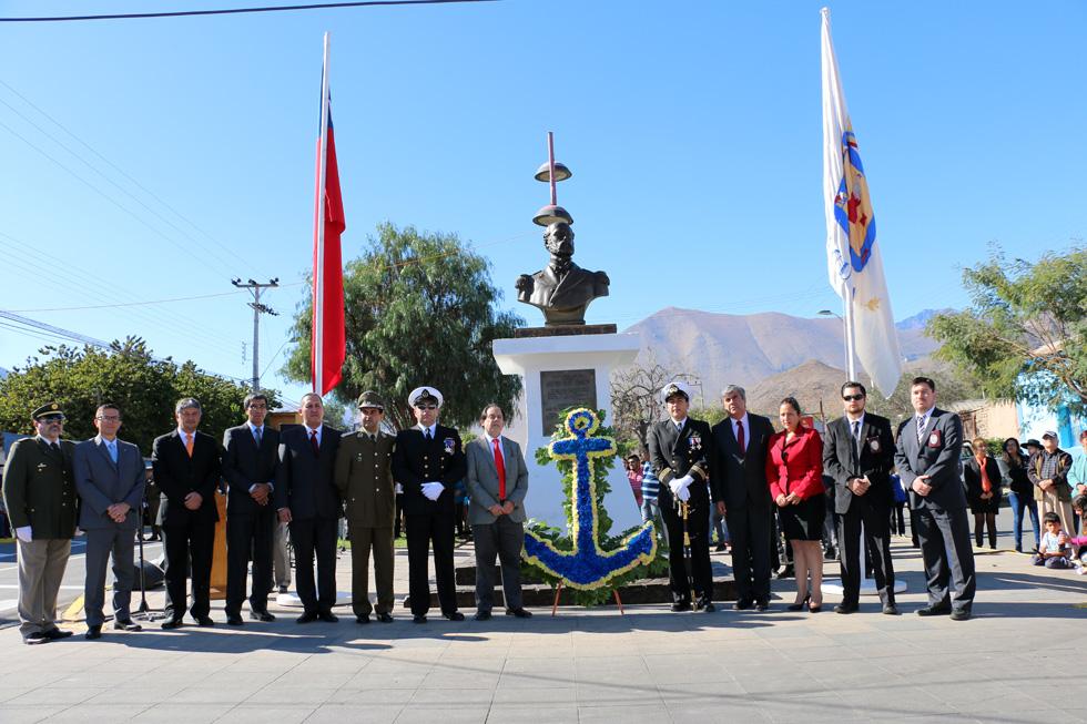 Photo of Vicuña conmemoró las Glorias Navales con alta participación de la ciudadanía