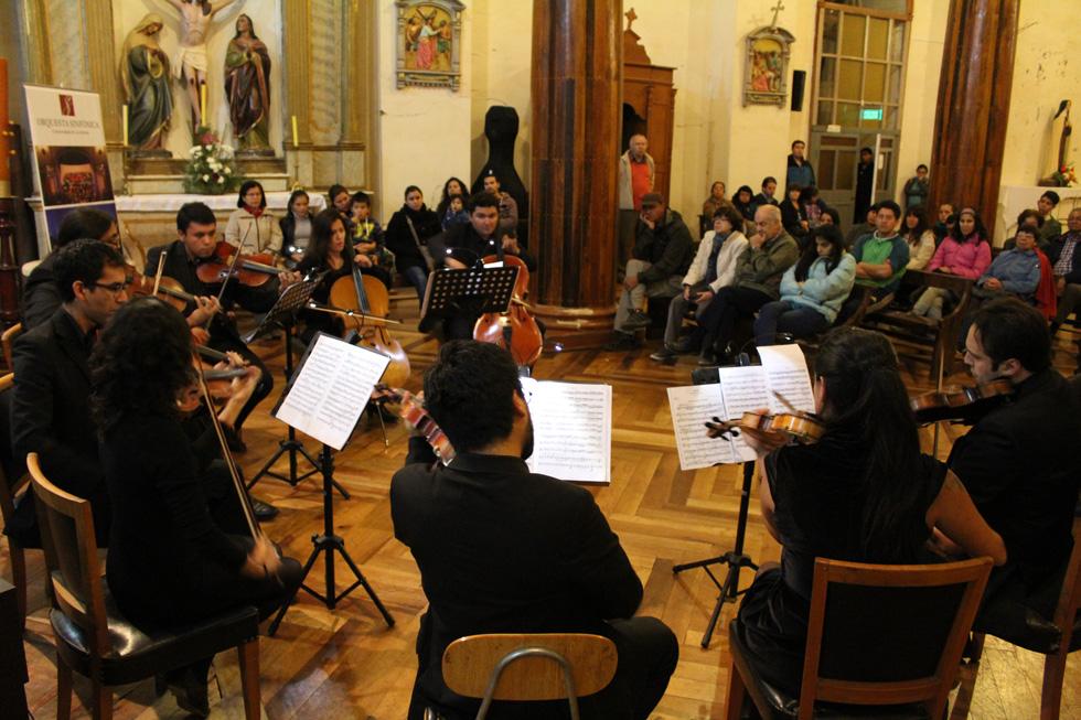 Photo of Vicuña será escenario de la apertura del ciclo de música de cámara 2019
