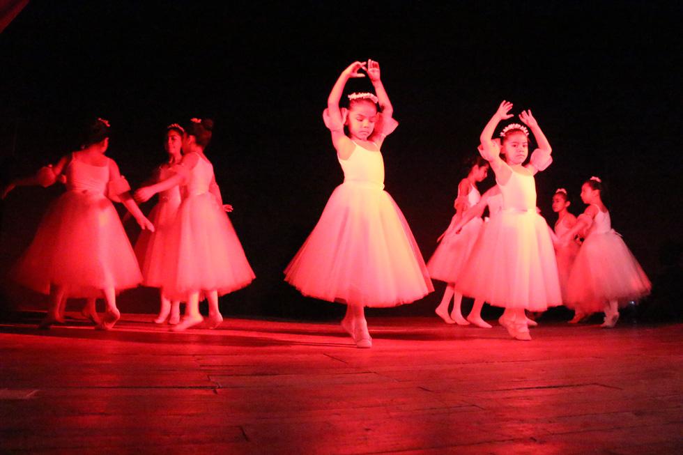 Photo of Ballet, danza contemporánea y folclor hubo en la celebración del Día Internacional de la Danza