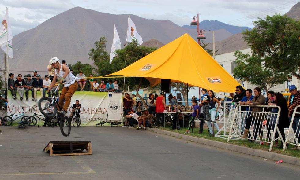 Photo of Con una gran convocatoria se realiza primer campeonato de ciclismo BMX en Vicuña